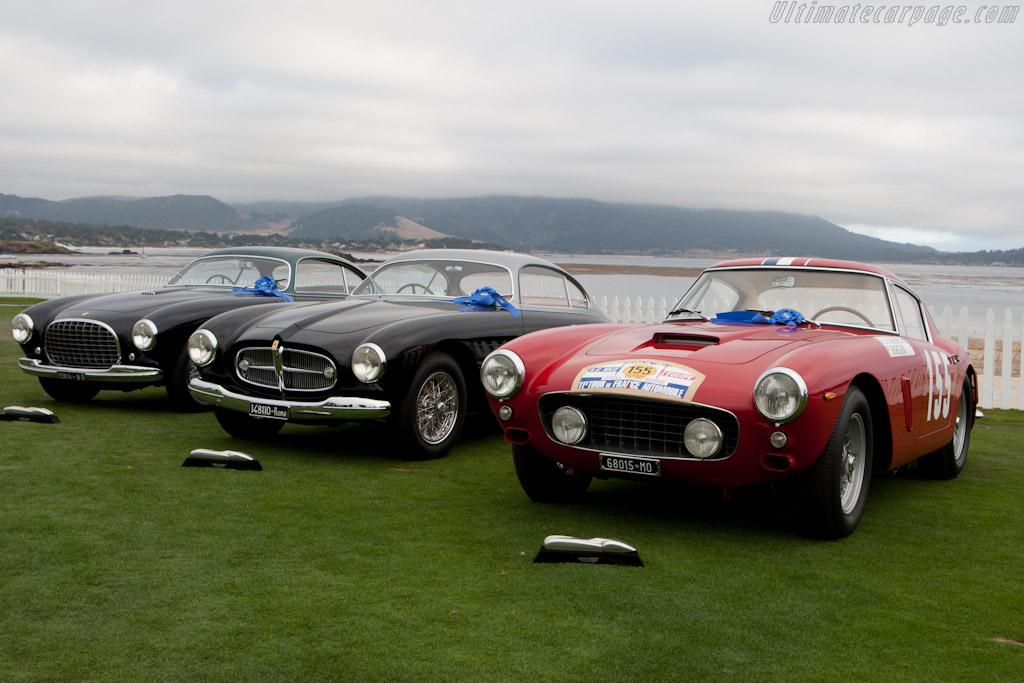 Ferrari 250 GT SWB - Chassis: 2807GT   - 2010 Pebble Beach Concours d'Elegance