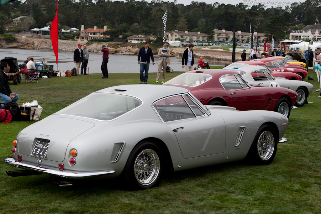 Ferrari 250 GT SWB - Chassis: 3963GT   - 2010 Pebble Beach Concours d'Elegance