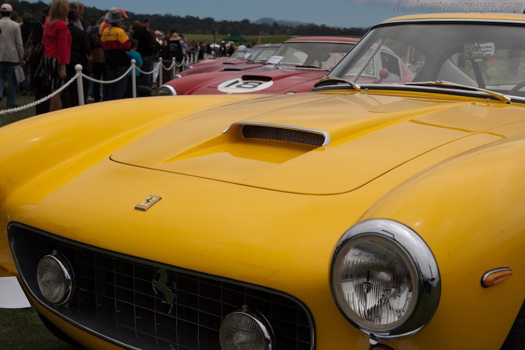 Ferrari 250 GT SWB - Chassis: 3337GT   - 2010 Pebble Beach Concours d'Elegance
