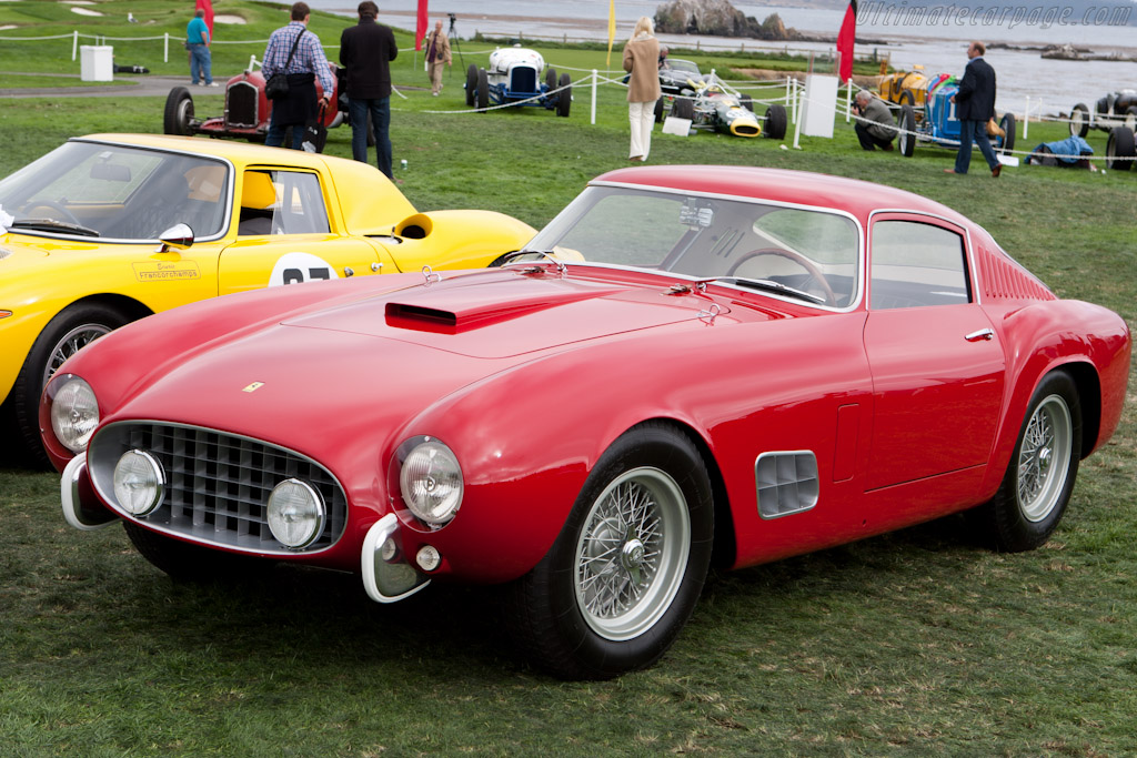 Ferrari 250 GT TdF - Chassis: 0703GT - Entrant: Greg Whitten  - 2010 Pebble Beach Concours d'Elegance