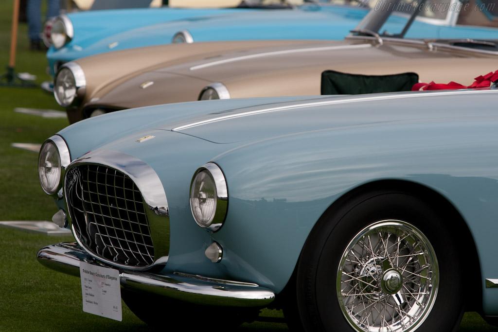 Ferrari 375 America Pinin Farina Coupe - Chassis: 0293AL   - 2010 Pebble Beach Concours d'Elegance