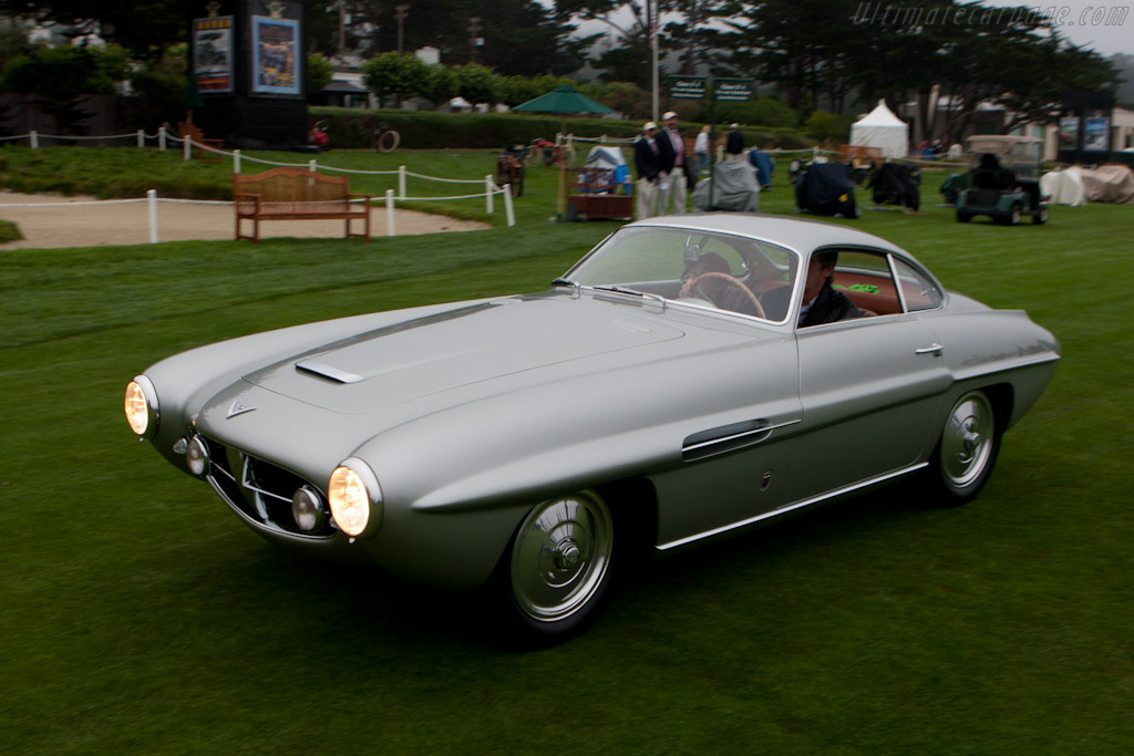 Fiat 8V Ghia Supersonic - Chassis: 106*000037   - 2010 Pebble Beach Concours d'Elegance
