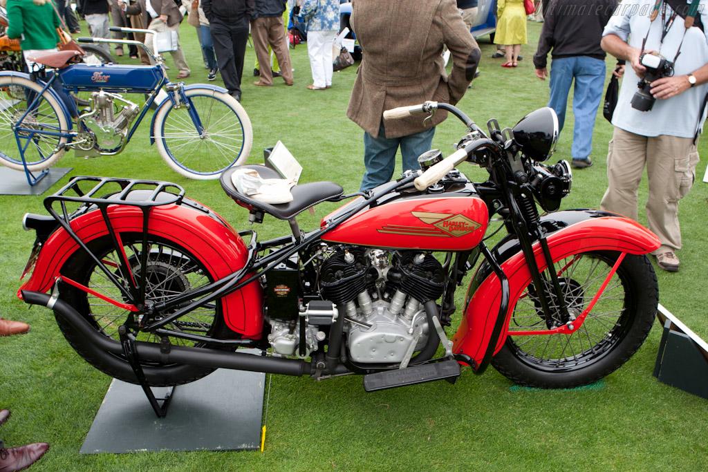Harley Davidson Twin    - 2010 Pebble Beach Concours d'Elegance
