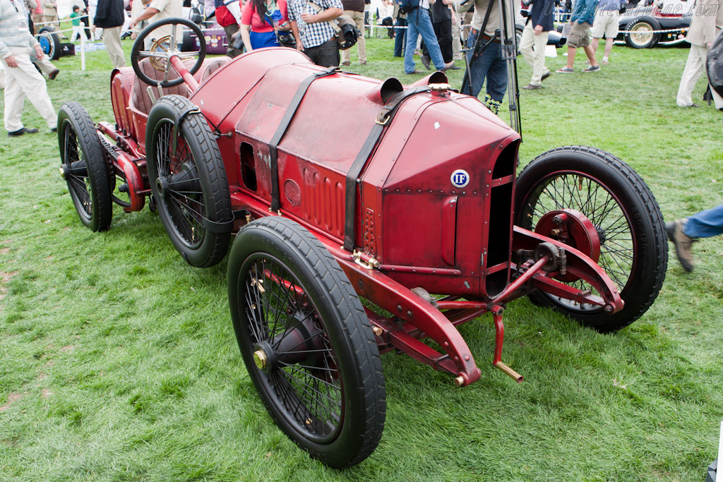 Isotta Fraschini Tipo IM - Chassis: 0543  - 2010 Pebble Beach Concours d'Elegance
