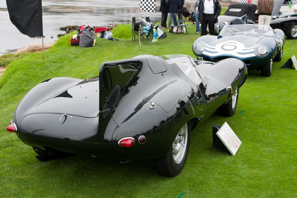 Jaguar D-Type - Chassis: XKD 601   - 2010 Pebble Beach Concours d'Elegance