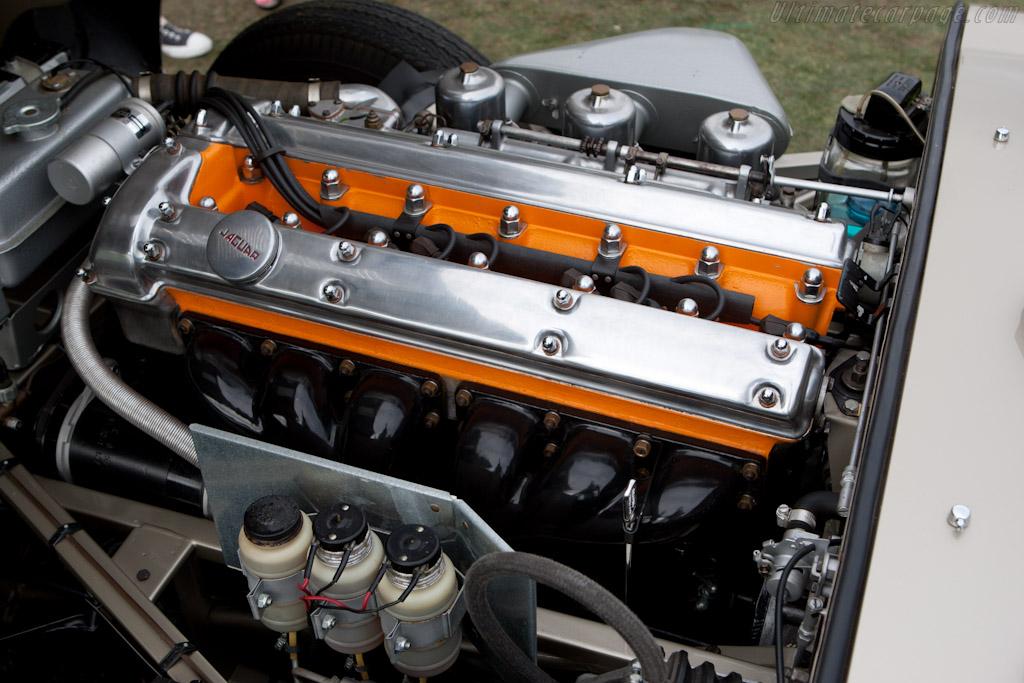 Jaguar E-Type    - 2010 Pebble Beach Concours d'Elegance