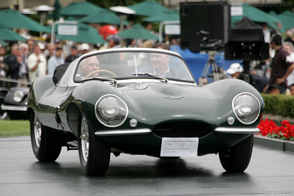 Jaguar XKSS - Chassis: XKSS 713   - 2010 Pebble Beach Concours d'Elegance