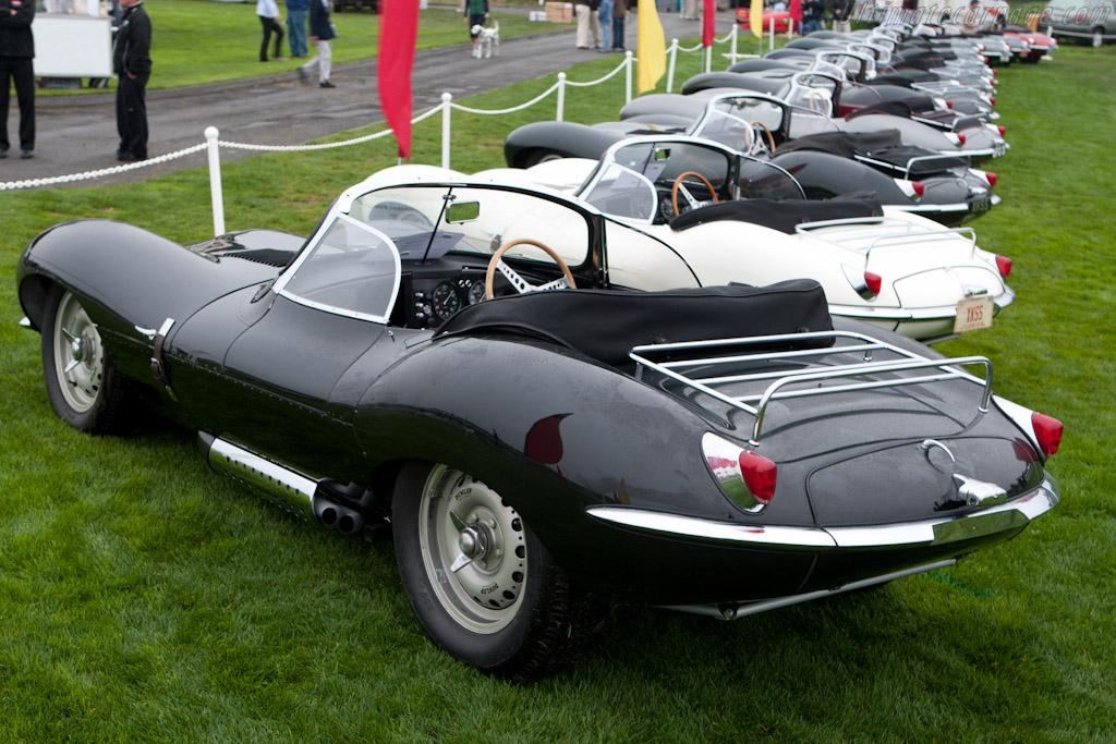Jaguar XKSS - Chassis: XKSS 716   - 2010 Pebble Beach Concours d'Elegance
