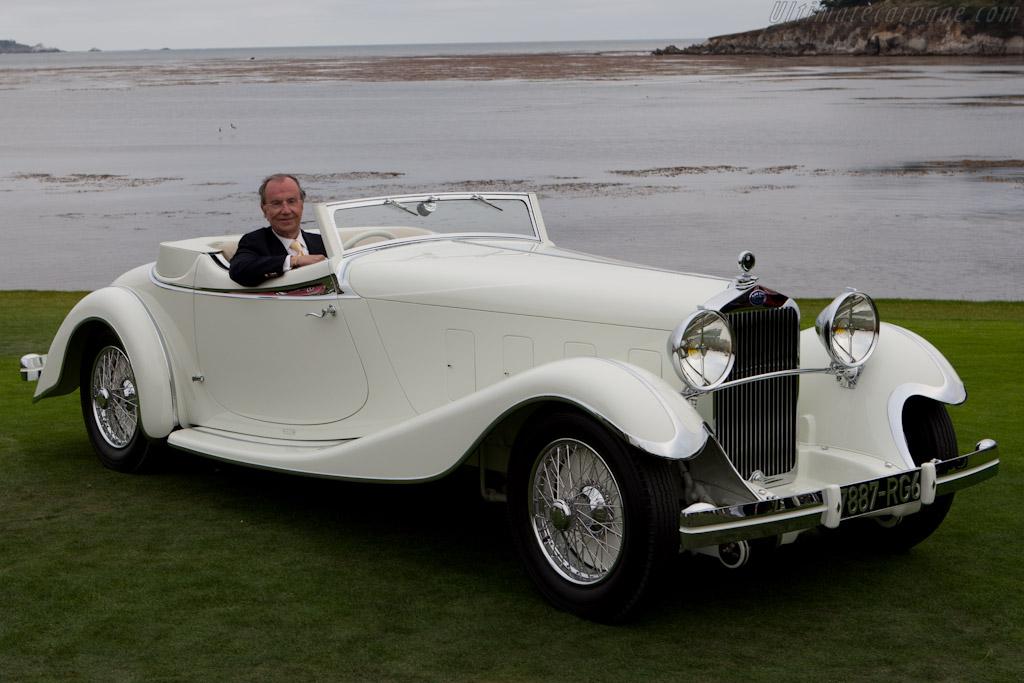 Pebble Beach Car Show >> Jim Patterson - 2010 Pebble Beach Concours d'Elegance