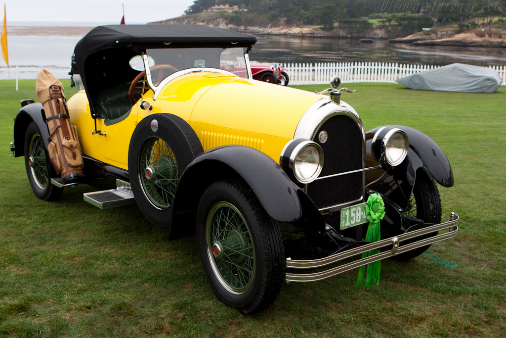 Kissel 6-55 Gold Bug Speedster    - 2010 Pebble Beach Concours d'Elegance