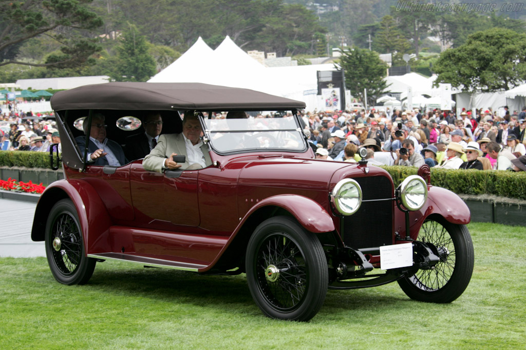 Mercer Series 5 Sporting    - 2010 Pebble Beach Concours d'Elegance