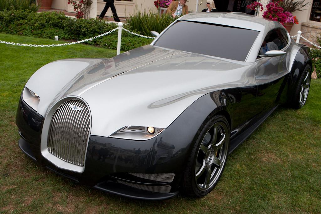 Morgan Eva GT    - 2010 Pebble Beach Concours d'Elegance
