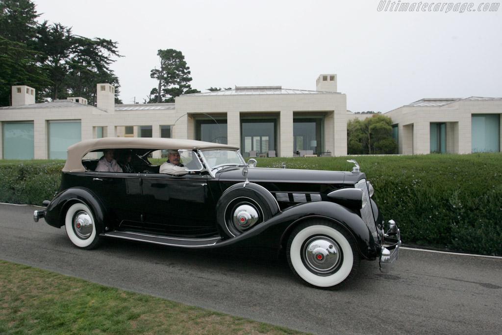 Packard 1507 Convertible Sedan    - 2010 Pebble Beach Concours d'Elegance