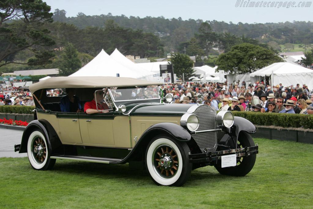 Packard 4-43 Phaeton    - 2010 Pebble Beach Concours d'Elegance