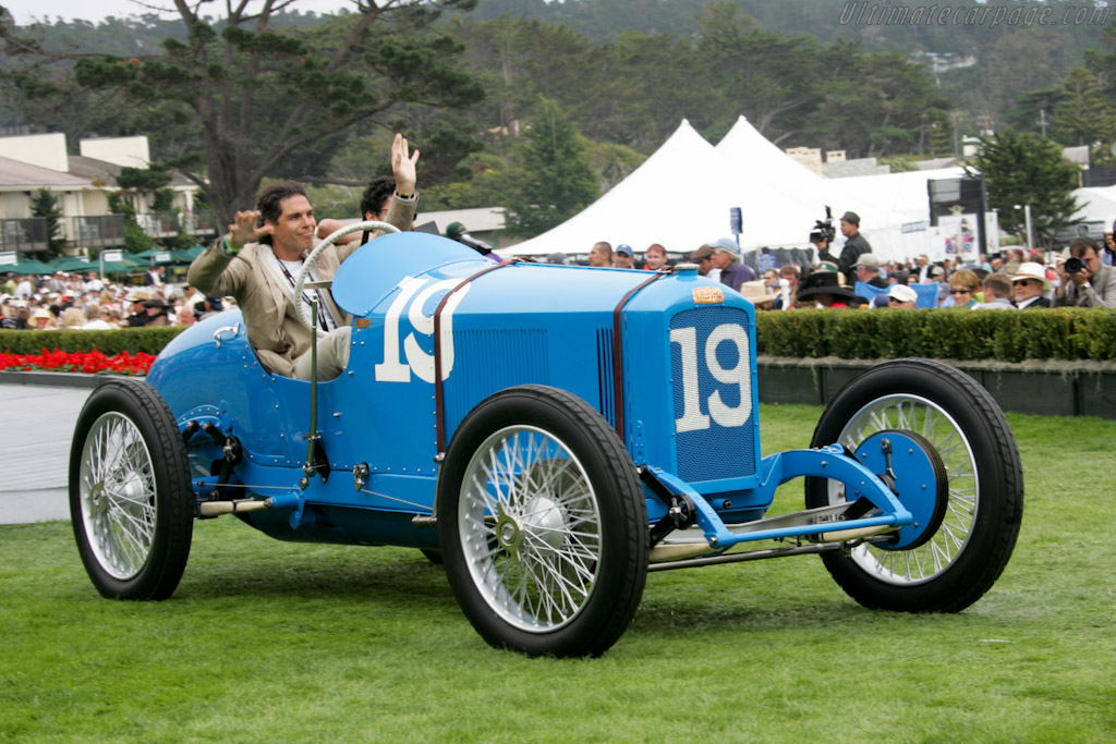 Peugeot 3ltr Indy - Chassis: 3   - 2010 Pebble Beach Concours d'Elegance