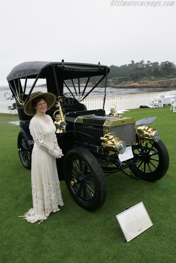 Pierce 15HP Arrow Motorcar    - 2010 Pebble Beach Concours d'Elegance