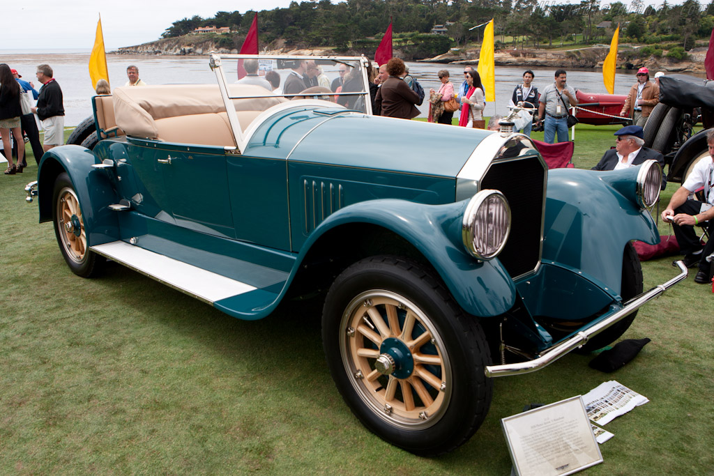Pierce-Arrow 33 Runabout    - 2010 Pebble Beach Concours d'Elegance