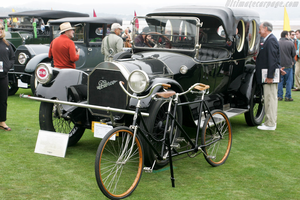 Pierce-Arrow 38-C-3 Kimball Town Car    - 2010 Pebble Beach Concours d'Elegance