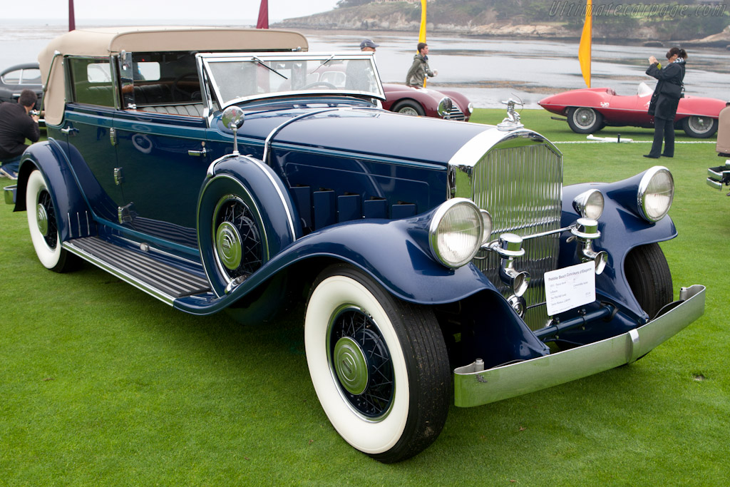 Pierce-Arrow 41 LeBaron Convertible Sedan    - 2010 Pebble Beach Concours d'Elegance