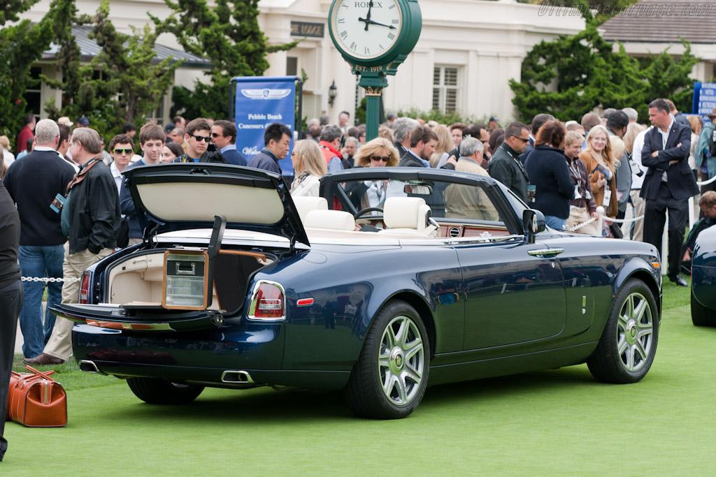 Rolls-Royce Phantom DHC    - 2010 Pebble Beach Concours d'Elegance