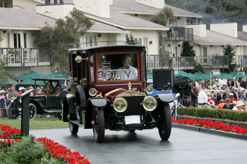 Rolls-Royce Silver Ghost Double Pullman Limousine    - 2010 Pebble Beach Concours d'Elegance