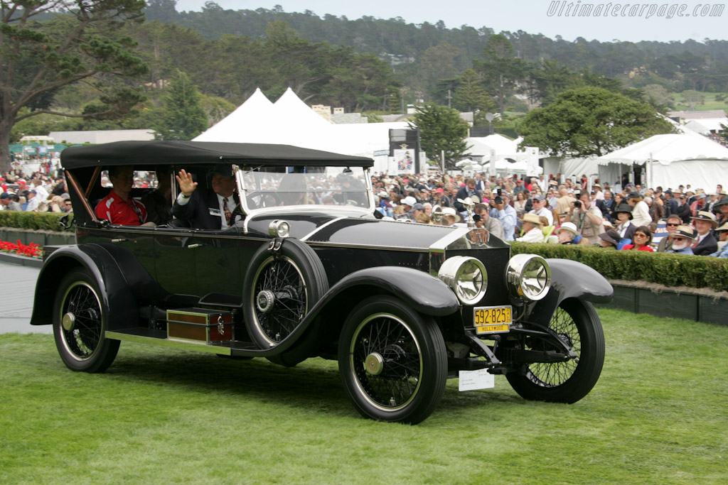 Rolls-Royce Silver Ghost Pall Mall Tourer    - 2010 Pebble Beach Concours d'Elegance
