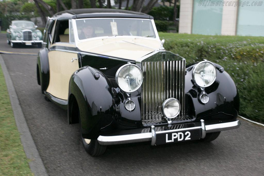 Rolls-Royce Silver Wraith Saoutchik Sedanca Coupe    - 2010 Pebble Beach Concours d'Elegance