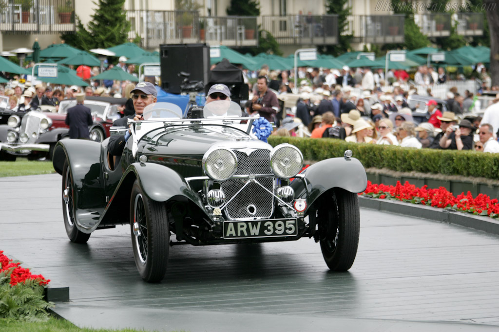 SS 90 Open Sports    - 2010 Pebble Beach Concours d'Elegance