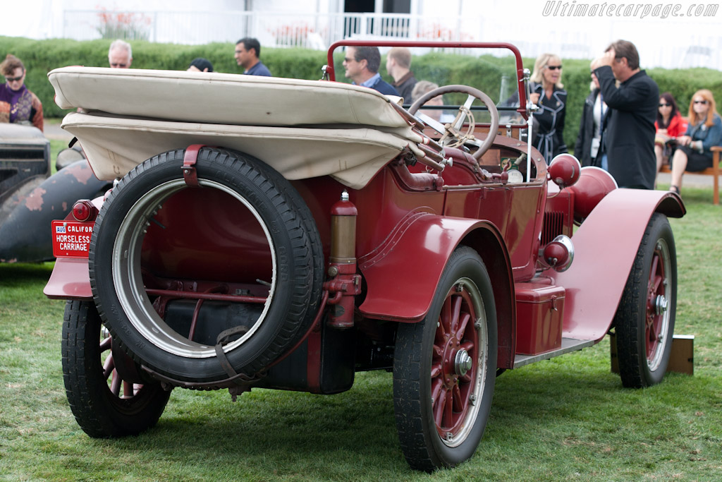 Stutz Model 4F Bulldog    - 2010 Pebble Beach Concours d'Elegance