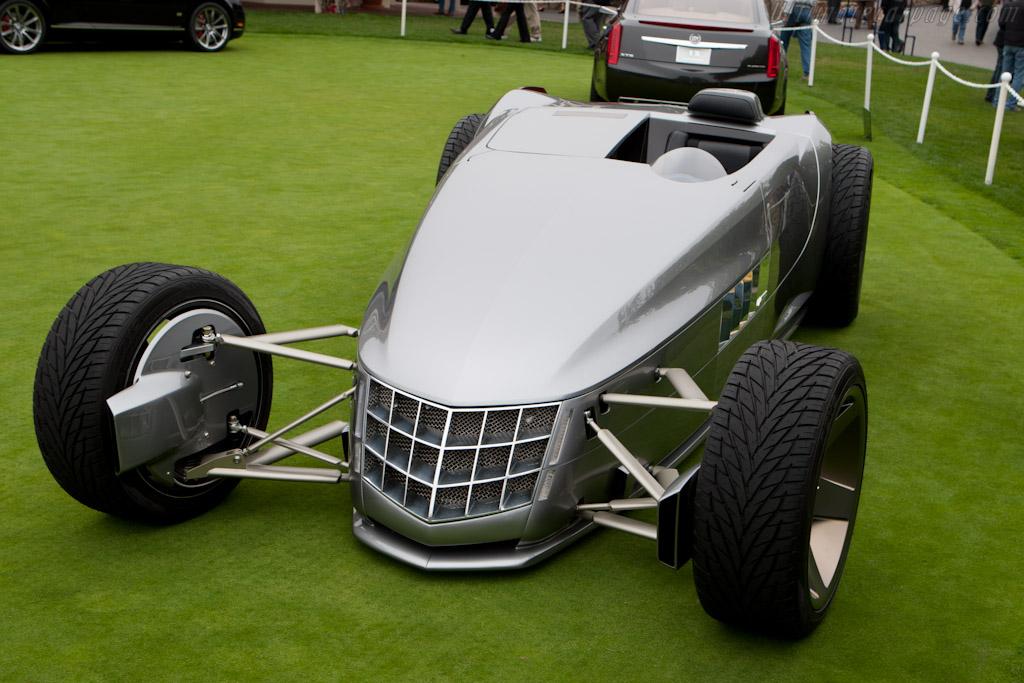 W K Cherry Design VSR Concept Sports Rod    - 2010 Pebble Beach Concours d'Elegance