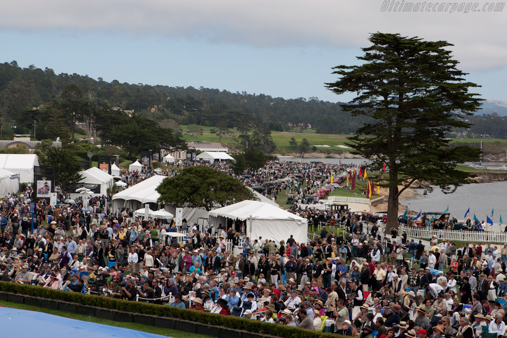 Welcome to Pebble Beach    - 2010 Pebble Beach Concours d'Elegance