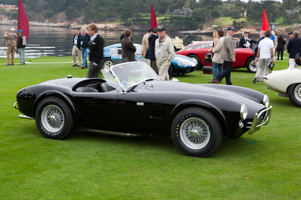 AC Shelby Cobra - Chassis: CSX2509   - 2011 Pebble Beach Concours d'Elegance