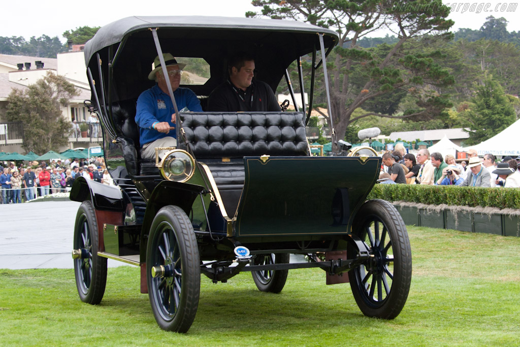 Adams-Farwell 6A Connolly Runabout    - 2011 Pebble Beach Concours d'Elegance