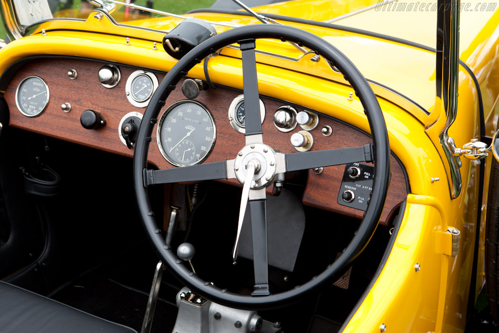 Aston Martin T-Type    - 2011 Pebble Beach Concours d'Elegance