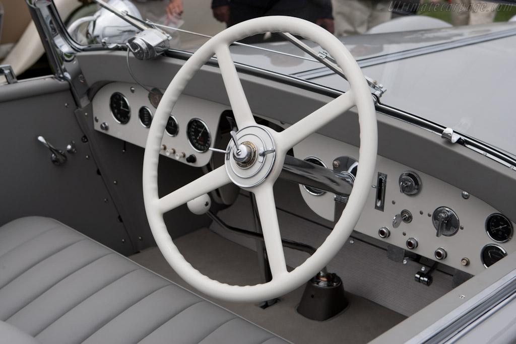 Austro Daimler 635 Armbruster Sport 'Bergmeister' Cabriolet    - 2011 Pebble Beach Concours d'Elegance
