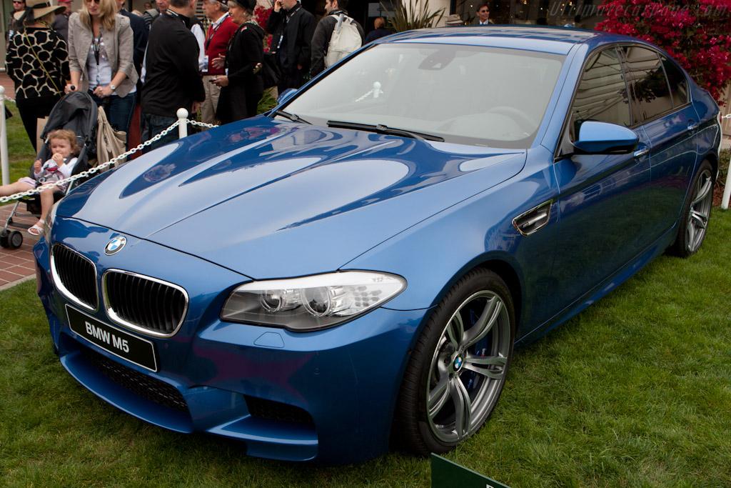 BMW M5    - 2011 Pebble Beach Concours d'Elegance