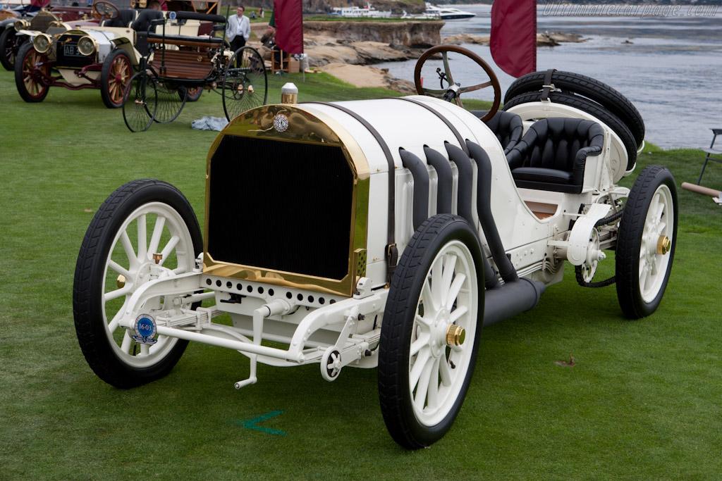 Benz Grand Prix    - 2011 Pebble Beach Concours d'Elegance