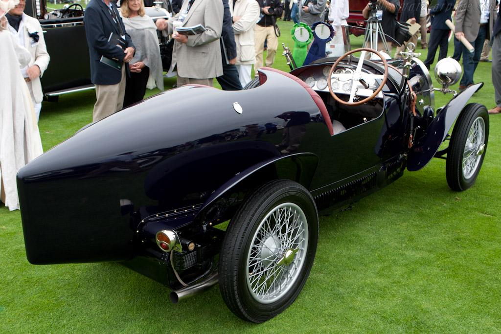 Bugatti Type 23 Brescia    - 2011 Pebble Beach Concours d'Elegance