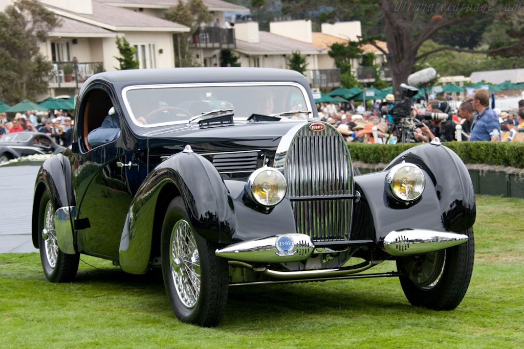 Bugatti Type 57C Atalante - Chassis: 57766   - 2011 Pebble Beach Concours d'Elegance