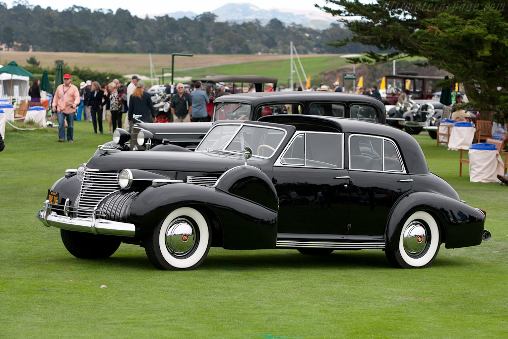 Cadillac Series 60 Special Fleetwood Town Car    - 2011 Pebble Beach Concours d'Elegance