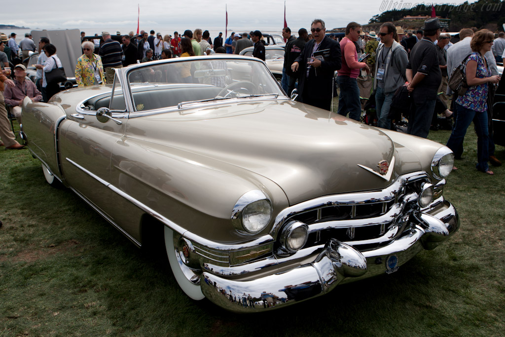 Cadillac Special Roadster    - 2011 Pebble Beach Concours d'Elegance