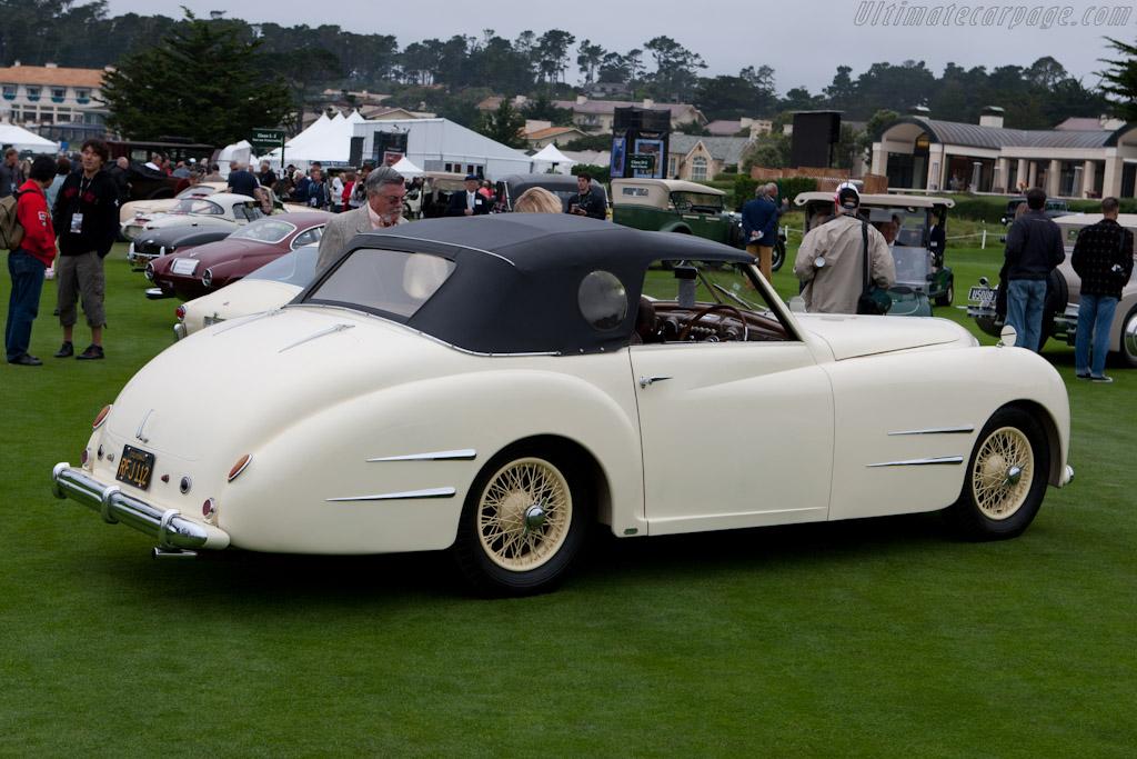 Delahaye 135 M Franay Cabriolet    - 2011 Pebble Beach Concours d'Elegance
