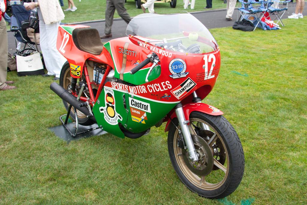 Ducati 900 NCR    - 2011 Pebble Beach Concours d'Elegance
