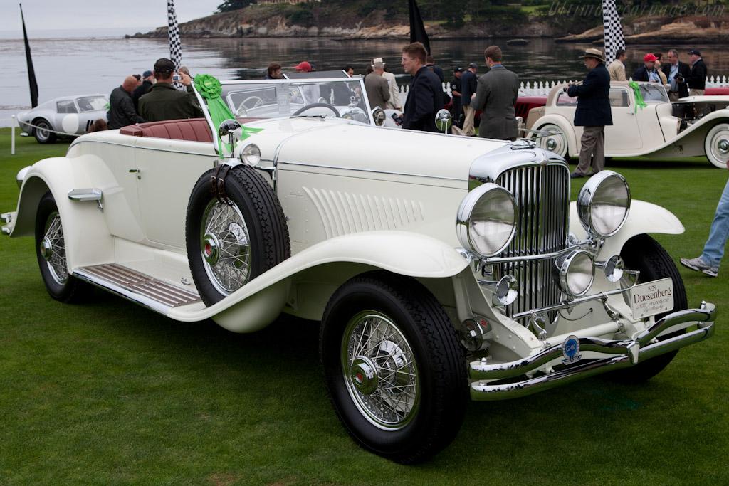 Duesenberg J Murphy Convertible Coupe    - 2011 Pebble Beach Concours d'Elegance