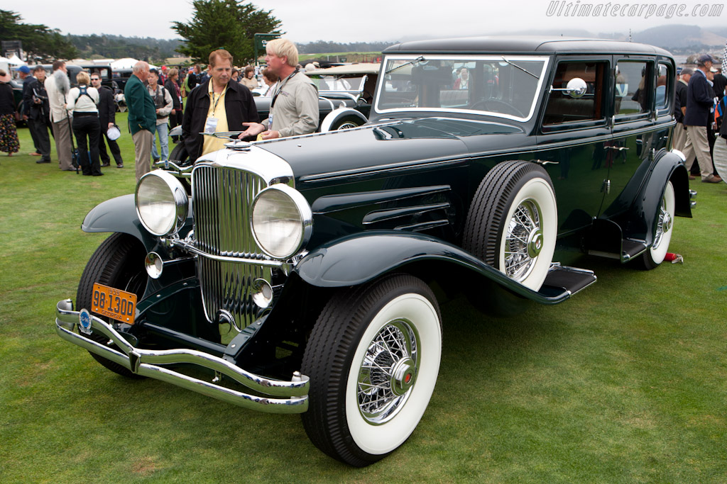Duesenberg J Rollston Limousine    - 2011 Pebble Beach Concours d'Elegance