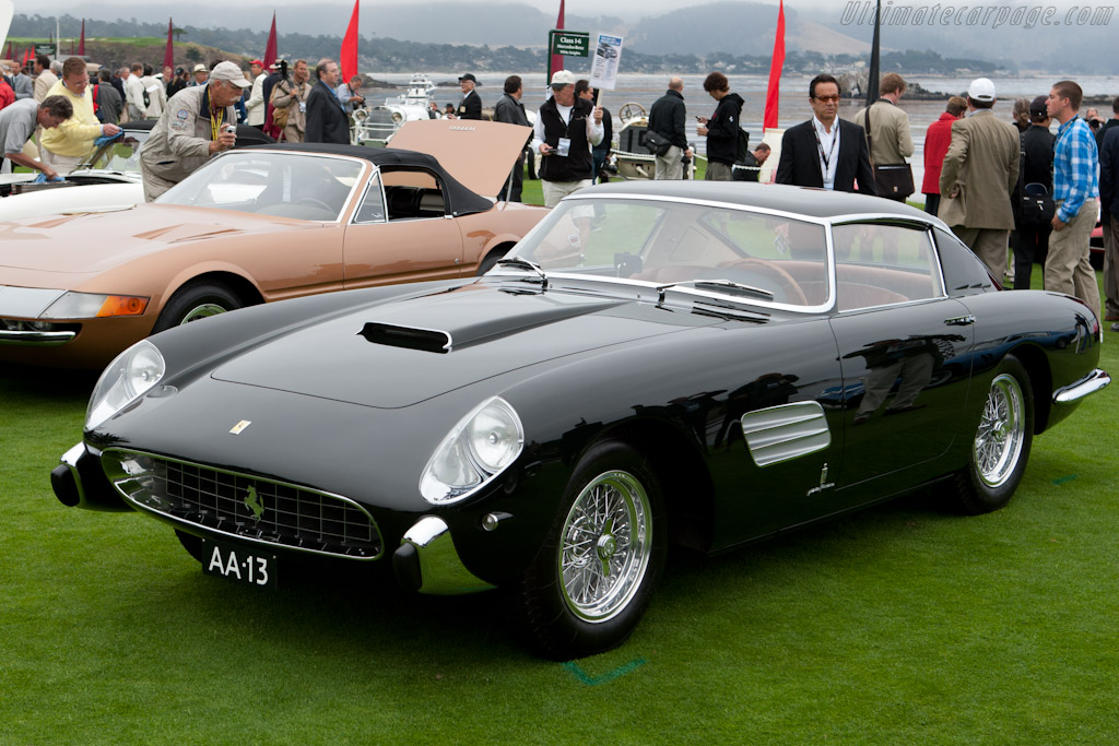 Ferrari 250 GT Pinin Farina Speciale Coupe - Chassis: 0725GT   - 2011 Pebble Beach Concours d'Elegance