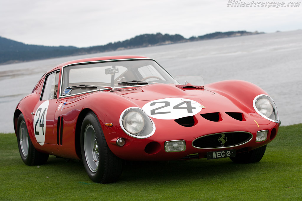 Ferrari 250 GTO - Chassis: 4293GT   - 2011 Pebble Beach Concours d'Elegance