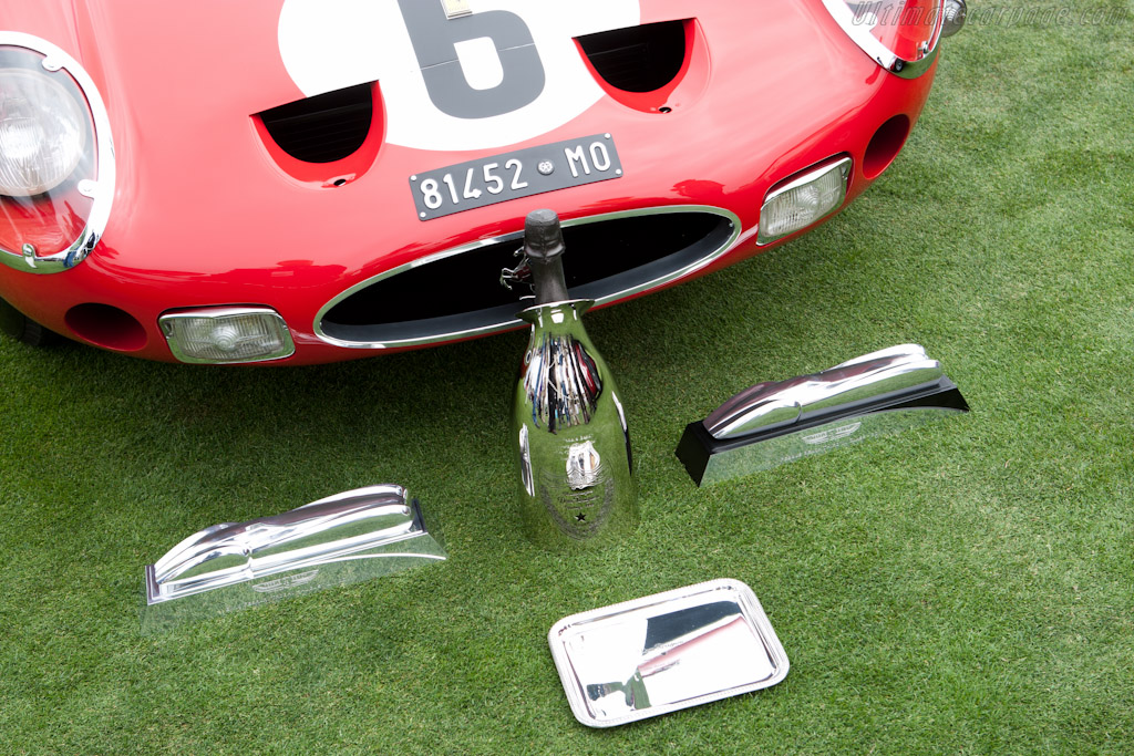 Ferrari 250 GTO - Chassis: 3943GT   - 2011 Pebble Beach Concours d'Elegance