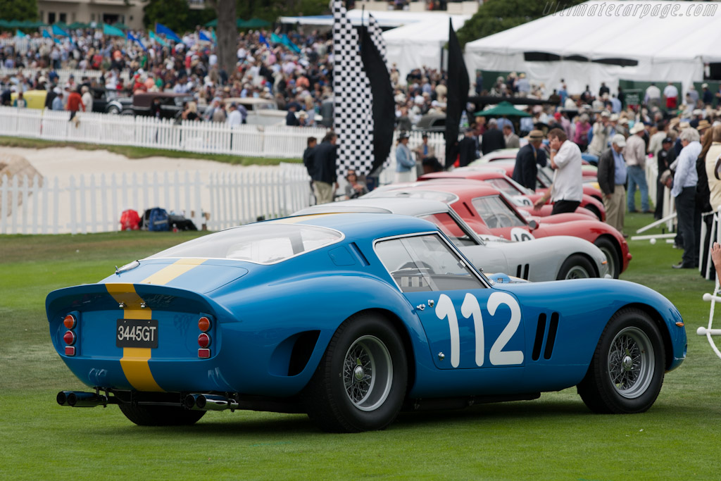 Ferrari 250 GTO - Chassis: 3445GT   - 2011 Pebble Beach Concours d'Elegance