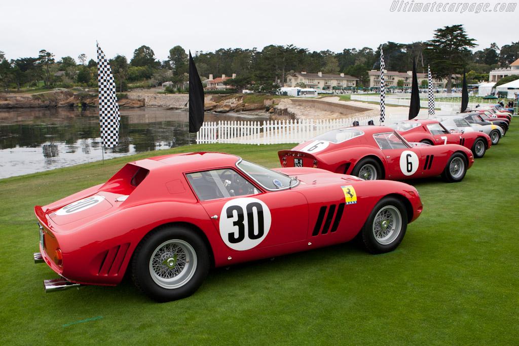 Ferrari 250 GTO - Chassis: 5571GT   - 2011 Pebble Beach Concours d'Elegance